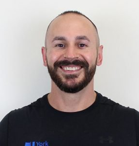 Fitness Trainer, Danny Amon